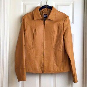 Gap🍂Genuine Leather Jacket
